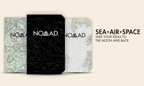 Nomad - Take Your Ideas to The Moon and Back