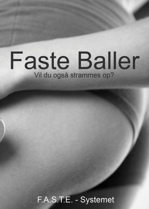 Image of   Faste Baller - Vil du også strammes op?